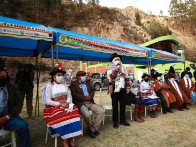 Ministro Ciro Gálvez: Estamos en el inicio de un gobierno de los pueblos originarios