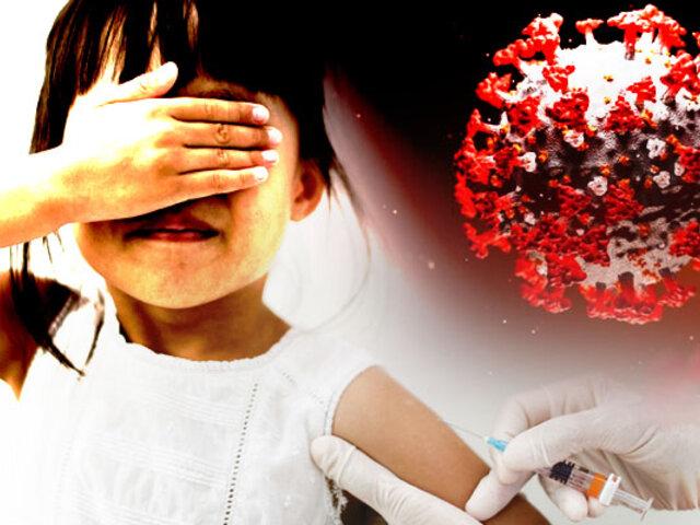 Cuba vacuna a menores desde los dos años de edad contra la COVID-19