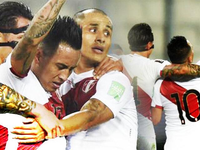 Perú venció por 1-0 a Venezuela  en el Estadio Nacional