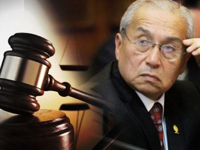 Pedro Chávarry: exfiscal fue sentenciado a 4 años de prisión suspendida por encubrimiento real