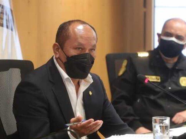 Carretera Central: MTC y alcaldes de Lima Este se reunieron para implementar acciones de seguridad