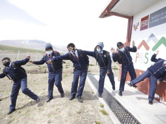 Tacna iniciará vacunación para menores de 12 a 17 años