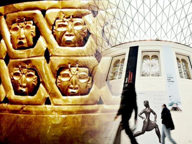 Museo Británico albergará tesoros milenarios de los Incas