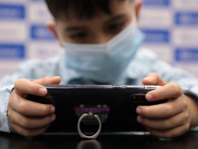 Essalud revela que 3 de cada 10 niños sufren adicción por videojuegos