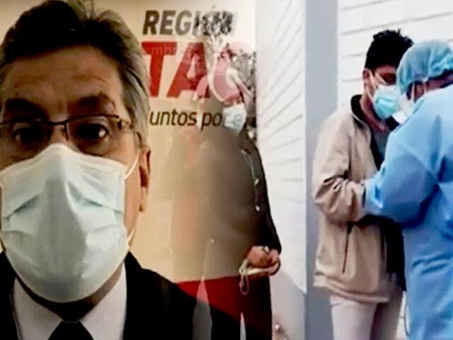 Tacna: dos universidades iniciarían clases semipresenciales el mes de octubre
