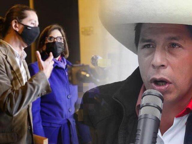 Consejo de la Prensa Peruana pide mayor transparencia a Pedro Castillo