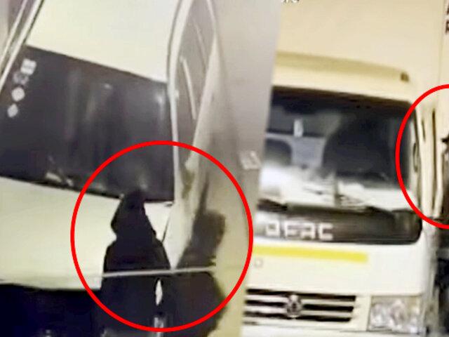 ¡Atención! se registran robo de autopartes en varios puntos de la ciudad