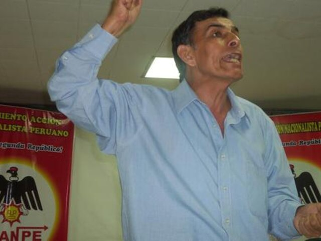 Consejero personal de Antauro Humala es el nuevo jefe de asesores de la DINI
