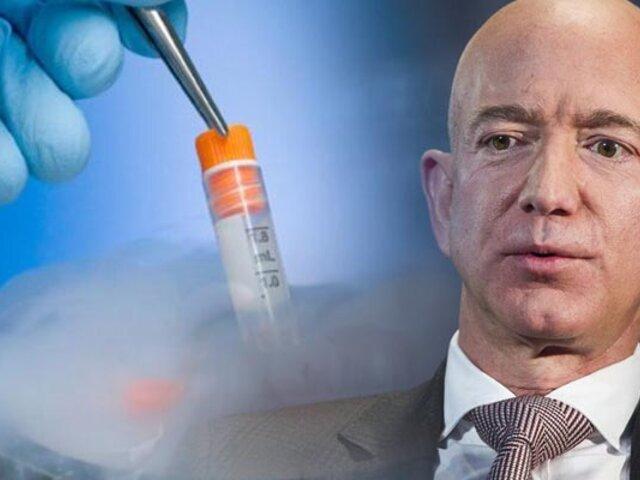 Jeff Bezos investiga la forma de revertir el envejecimiento