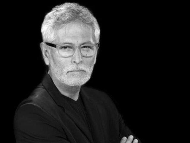 Rinden homenaje póstumo a reconocido director de teatro, cine y televisión, Carlos Tolentino