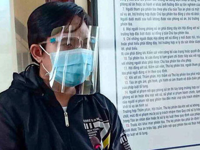 Vietnam: sujeto es sentenciado a 5 años de cárcel por infectar de Covid-19 a 8 personas