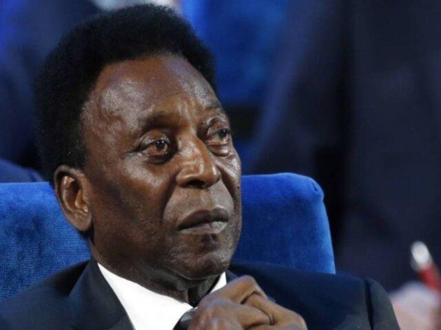 "Pelé continua en UCI aunque se recupera ""satisfactoriamente"""