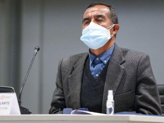 Ministro de Trabajo atacó a la prensa durante su visita a Ayacuho
