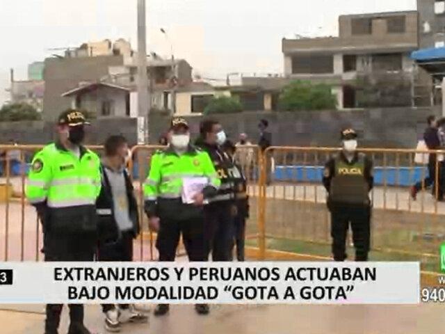 "SJL: prestamistas de ""gota a gota"" asesinan a hombre y arrojan su cadáver a la vía pública"