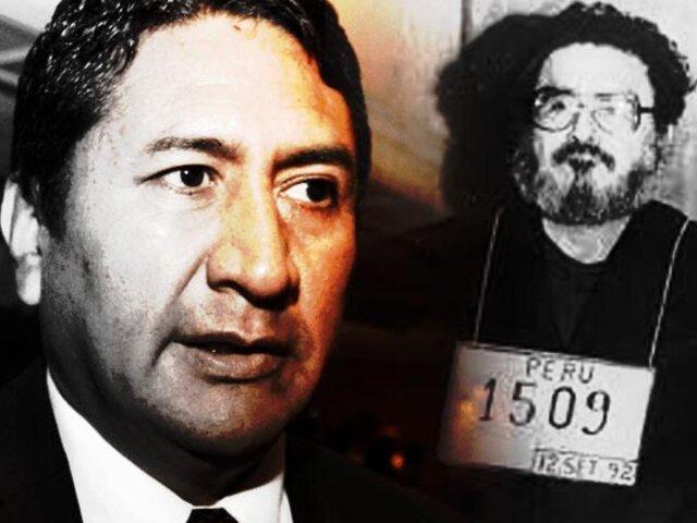 """Cerrón tras aprobación de texto para cremación de Guzmán: """"Es una ley con nombre propio"""""""