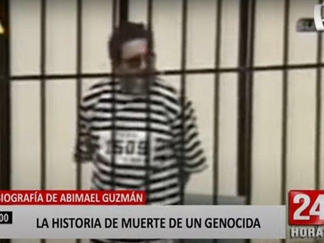Abimael Guzmán: historia de muerte del más grande genocida