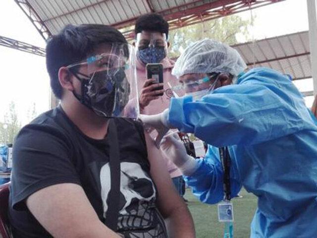 Vacunación covid-19: personas no podrán recibir dosis fuera de su región de residencia