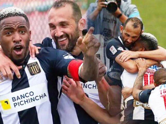 Alianza Lima se mantiene líder de la Fase 2  tras vencer a Binacional por 3-2