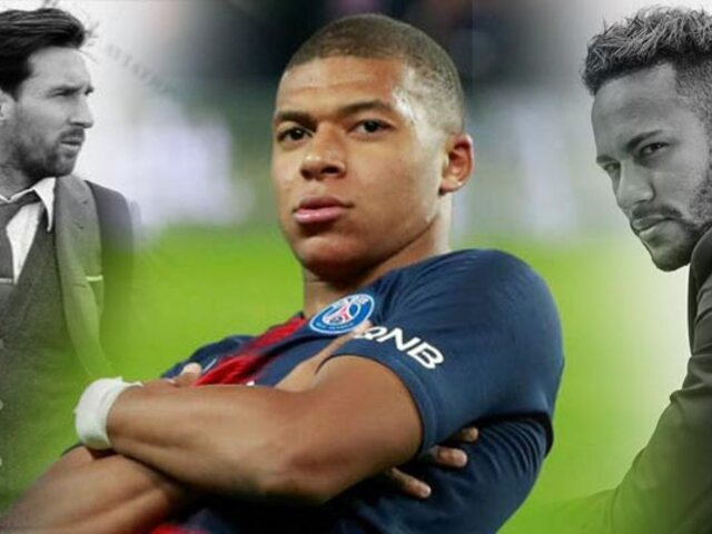 Sin Messi y sin Neymar el PSG goleó al Clermont