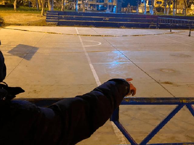 SMP: matan a balazos a una joven cuando practicaba voleibol en losa deportiva