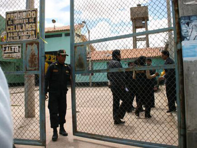 Penal de Juliaca: interno denuncia que sufrió violación sexual en los servicios higiénicos