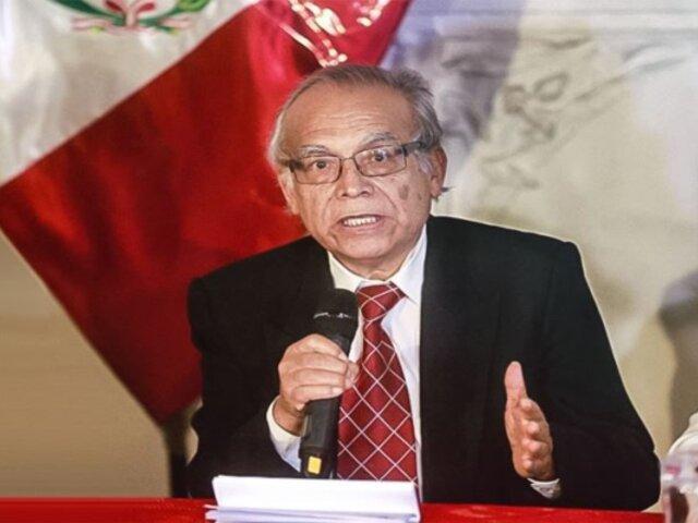 Aníbal Torres: Cremación del cuerpo de Abimael Guzmán será reservado