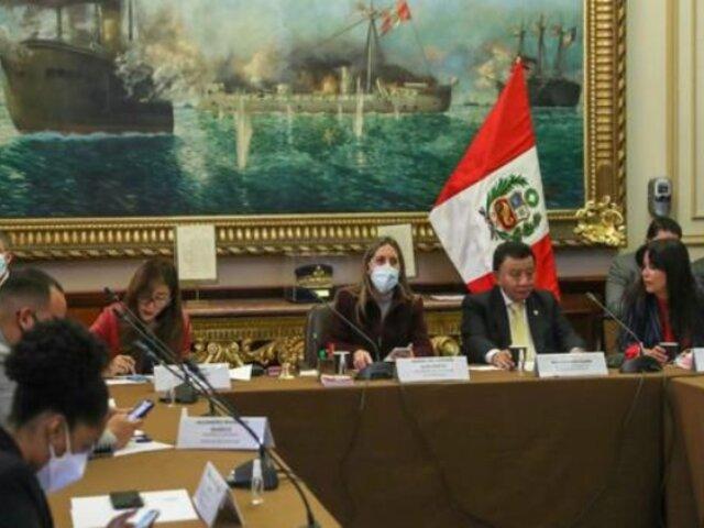 Junta de portavoces pidió que cuerpo del terrorista Abimael Guzmán sea incinerado