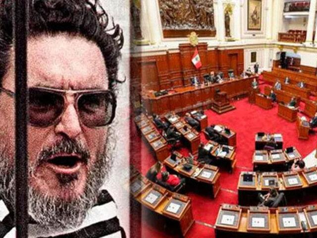 Congreso debate hoy jueves proyectos sobre destino de restos de Abimael Guzmán