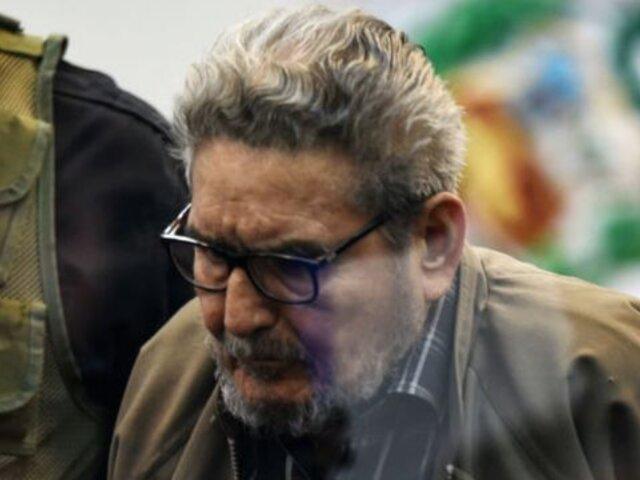 Congresistas presentan proyecto para incinerar cuerpo de Abimael Guzmán