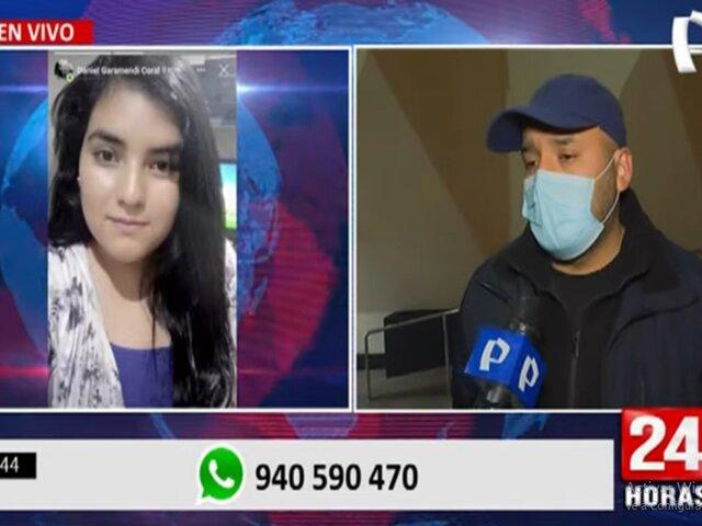 Cercado de Lima: mujer desaparece tras acudir al banco
