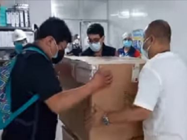 Vacunas donadas por Ecuador se usarán en Tumbes, Piura y Cajamarca
