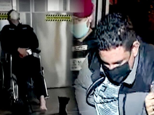 La Victoria: tras persecución capturan a violentos raqueteros en Gamarra