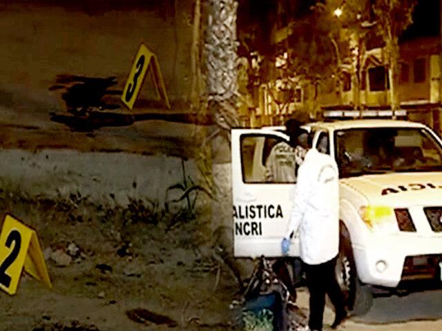 Policía investiga asesinato a balazos de joven extranjero en SMP