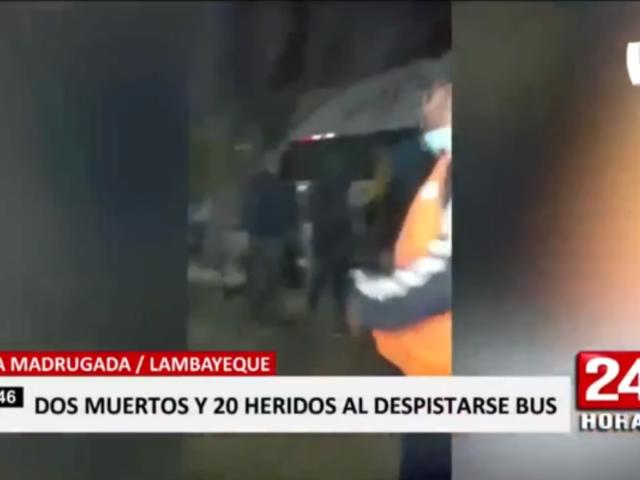 Lambayeque: trabajadores de Cerro Prieto protestan tras accidente