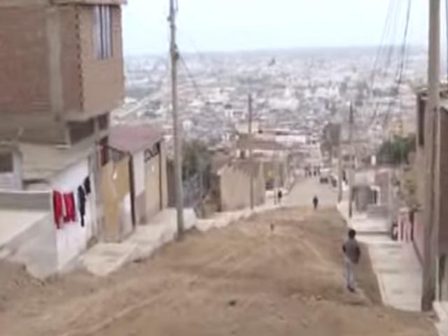 Chorrillos: obras inconclusas desde hace dos meses causan malestar en los vecinos