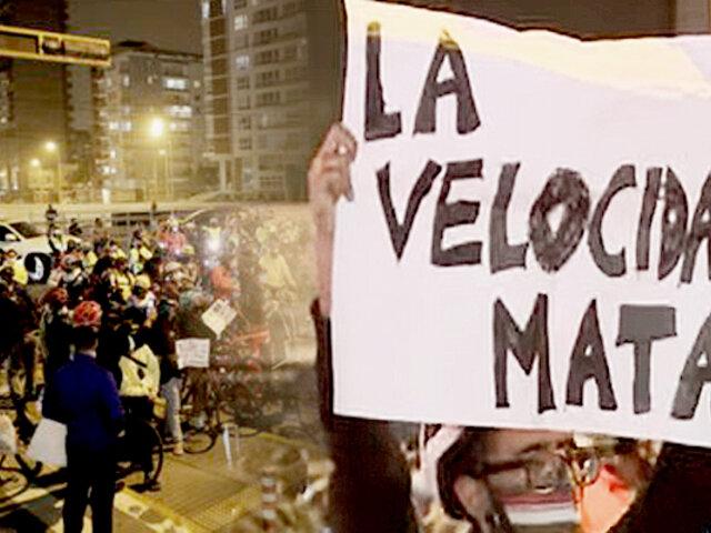 Chofer atropella a joven en scooter: ciclistas y activistas piden justicia ejemplar