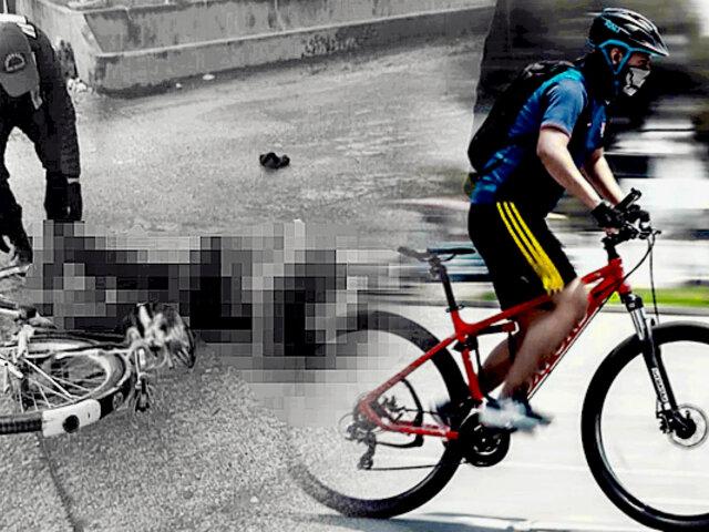 ¡Escalofriante! estas son las cifras de muertes de conductores en bicicletas y scooters en Perú