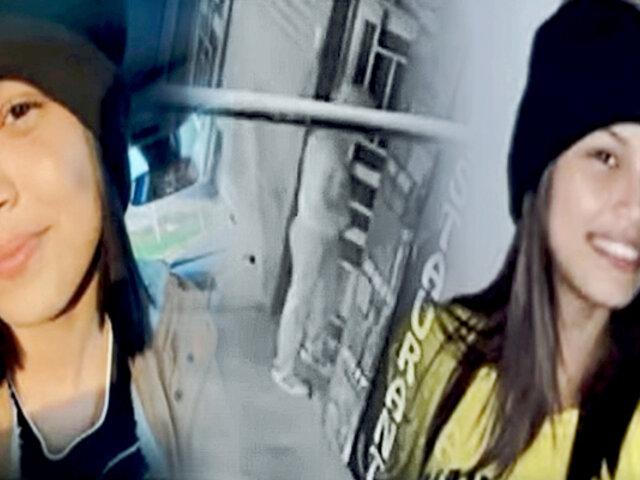 DESAPARECIDA: buscan a joven extranjera vista por última vez en Chiclayo