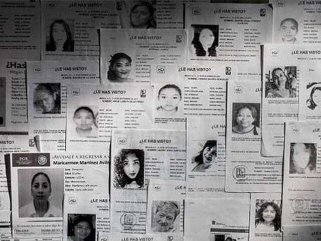 Amnistía Internacional: informe revela que cada día desaparecen 36 mujeres en el Perú