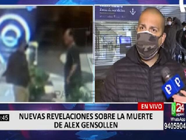 Familiar de Gensollen cuestionó las declaraciones de los representantes de las empresas de seguridad del centro comercial