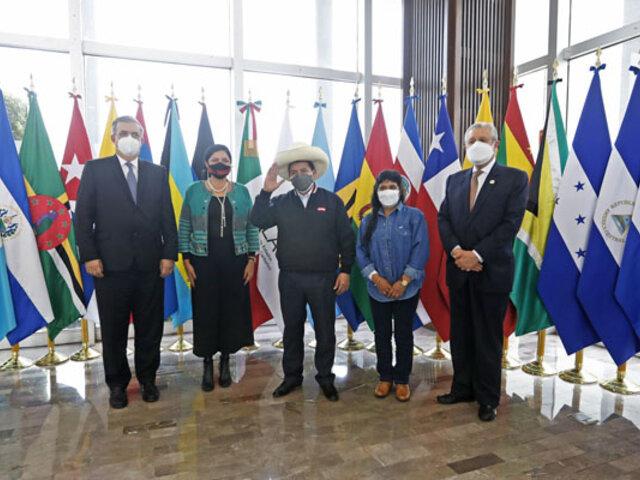 México: mandatario Pedro Castillo participa en la VI Cumbre de la Celac