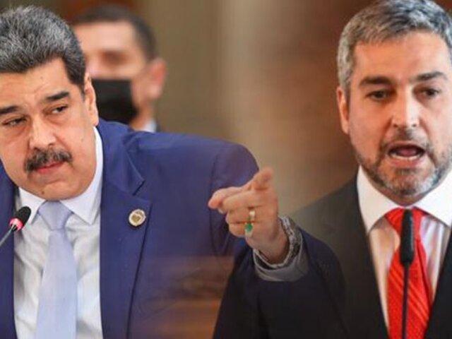 Cumbre de la CELAC: Presidente de Paraguay no reconoció al gobierno de Maduro