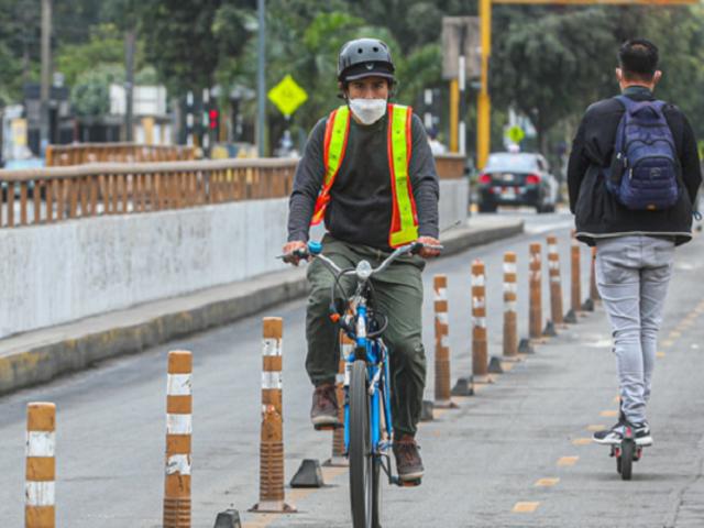 ¡Atención ciclistas! Pisco ya cuenta con una ciclovía de más de 10 kilómetros