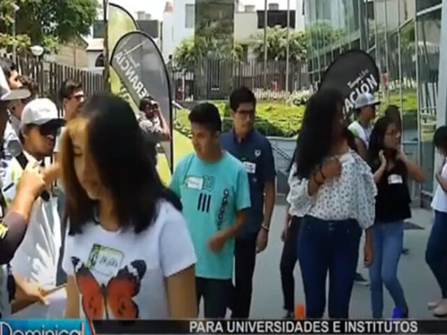 Atención jóvenes: BCP ofrece becas integrales de estudio para universidades e institutos