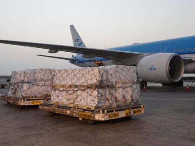 Covid-19: Perú recibió lote de 650,520 dosis de vacuna Pfizer