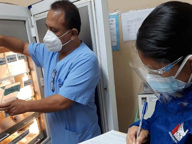 Hospital de Tingo María no cuenta con unidades de sangre suficientes para atender a pacientes