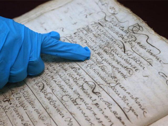 Archivo General de la Nación lanza campaña de recuperación y preservación de documentos históricos
