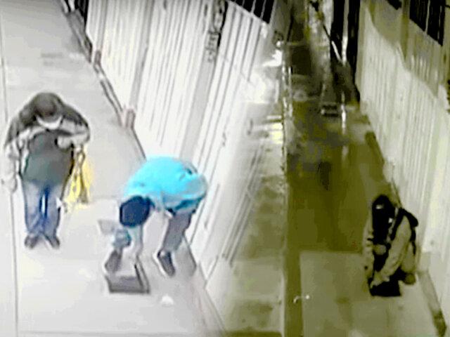 Denuncian constantes robos de medidores de agua en Comas