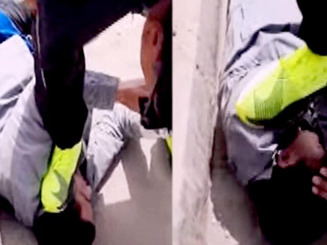 El Agustino: detienen a ladrón, pero siempre lo dejan libre