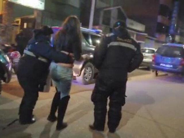 Juliaca: acusan a soldado de intentar violar a una joven que se encontraba en estado de ebriedad